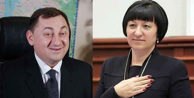 Владимир Герега, Галина Герега, Эпицентр, досье, биография, компромат