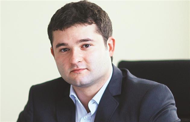 Андрей Балога сын Виктора Балоги