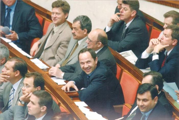 Сергей Тигипко: комсомольский олигарх заметает следы
