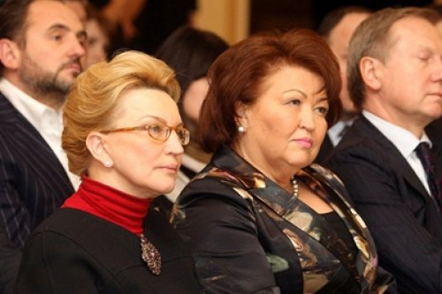 Богатырева и Бахтеева: злейшие союзники