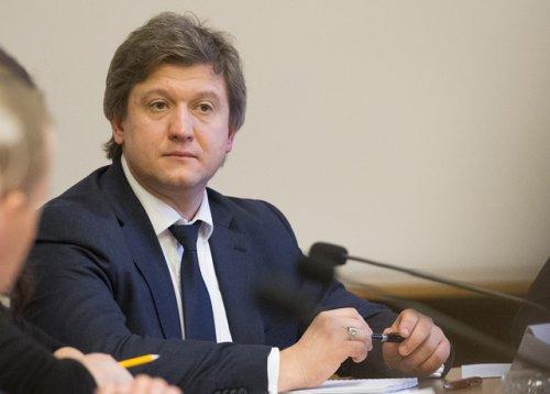 Данилюк через суд требует остановить конкурс на главу БЭБ