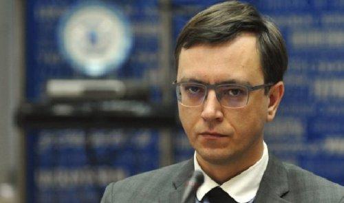Экс-глава Мининфраструктуры Омелян написал в НАБУ заявление на Зеленского