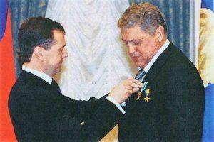 Валентин Симонеко Медведев