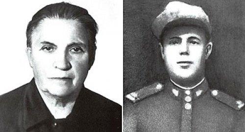 родители Кравчука