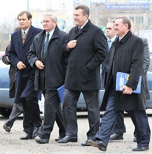 Ландик Тихонов Янукович Ефремов