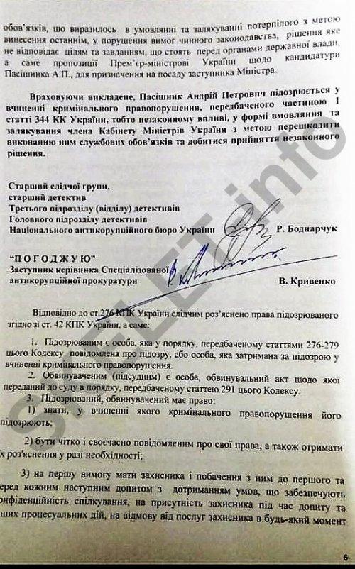 Андрей Пасишник: эффективный менеджер украинской коррупции. ЧАСТЬ 1