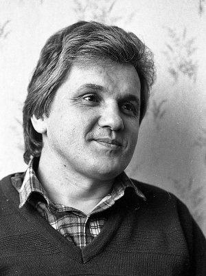 Владимир Литвин молодой