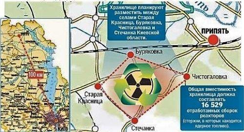 Укрстроймонтаж Чернобыль