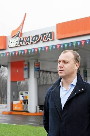 Николай Гавриленко Senator
