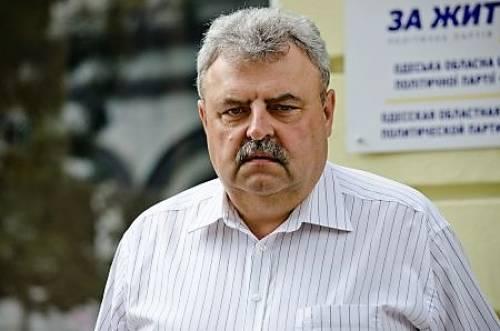 Николай Пундик Одесский горсовет