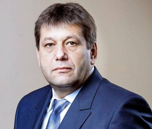 Владимир Кистион, досье, биография, компромат
