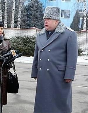 Генерал Валерий Ноник, Винница