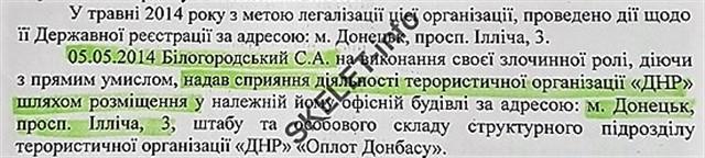 Белогородский ДНР Оплот Донбасса