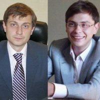 Дмитрий и Леонид Крючковы