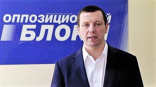 Сергей Дунаев ОПЗЖ