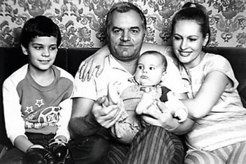 семья Андрея Ильенко