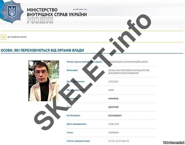 Дмитрий Крючков и Леонид Крючков: «шакалята» украинского рейдерства. ЧАСТЬ 2