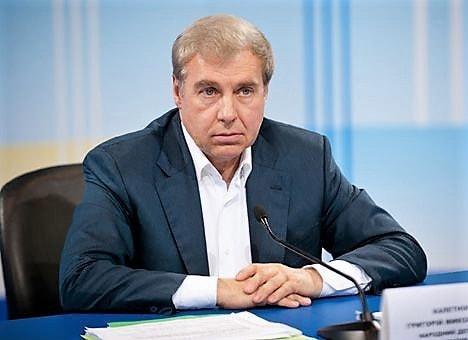 Григорий Калетник таможня ВИнница