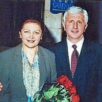 Ольга и Анатолий Матвиенко
