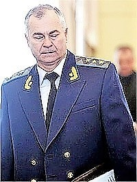 Владимир Шуба прокурор