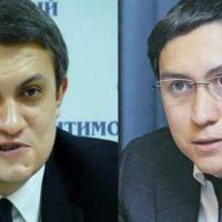 Виталий и Алексей Абасовы