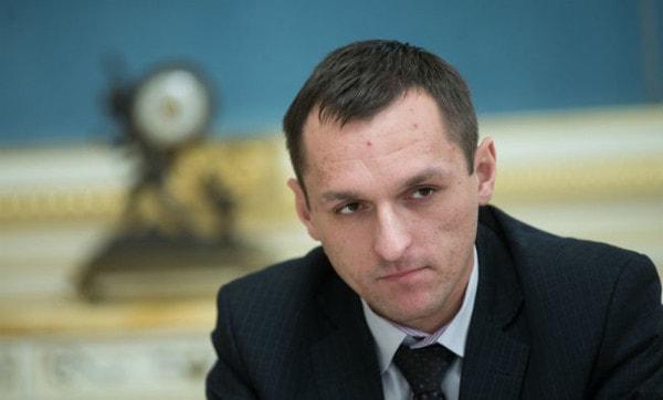 И.о. САП Грищук заработал в июне 100 тыс грн