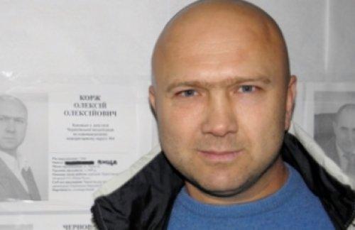 Алексей Корж из группировки Дубиля