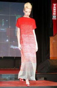 платье Губская