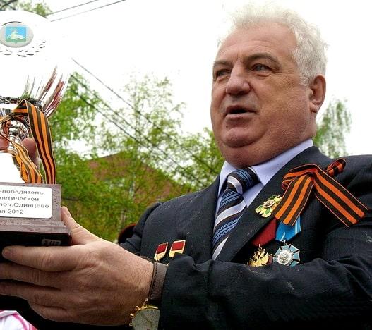 Александр Гладышев Рублёвка