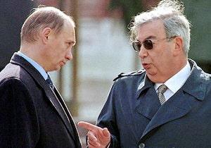 Примаков Путин