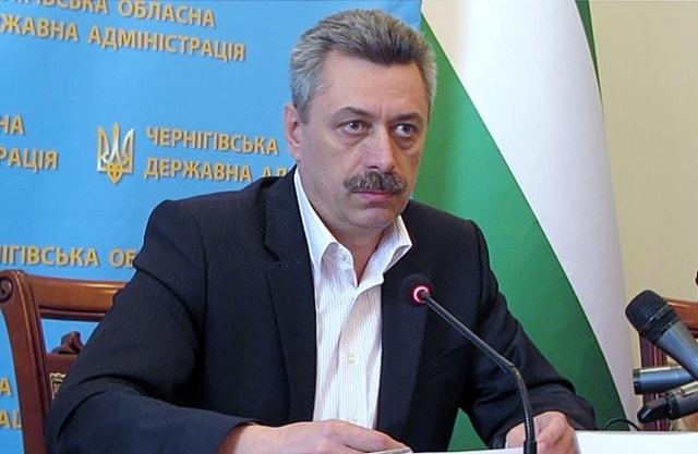 Сергей Варнавский, Чернигов