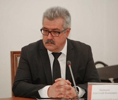 Анатолий Балинов ТРК Град Одесса