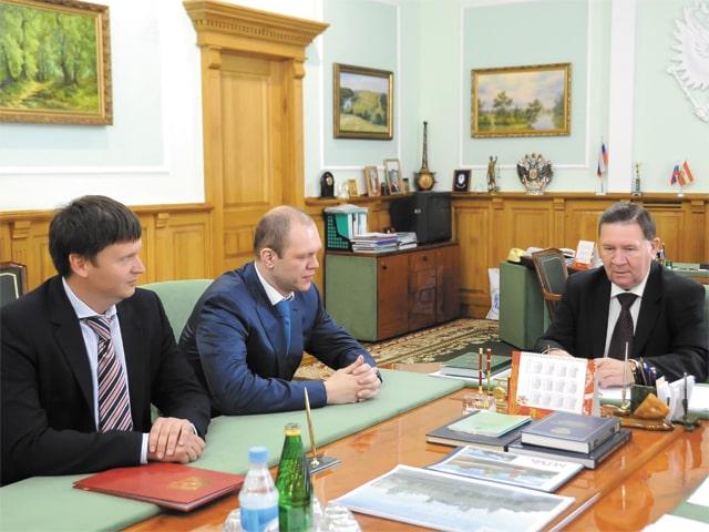 переговоры Дзензерского в Курске