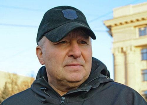 следователь Николай Черемухин, арестовавший Кернеса