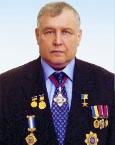 Виктор Дзензерский, отец Дениса Дзензерского