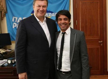 Валид Арфуш Виктор Янукович