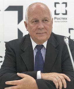 Сергей Чемезов, ЭНО ЛУЧ