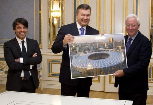 Янукович Арфуш