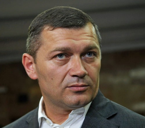 Николай Поворозник, КГГА, досье, биография, компромат