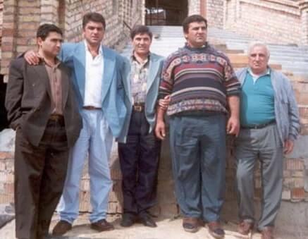 Ассирийская братва Холодов