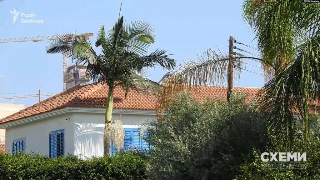 Кипр, дом Холодова