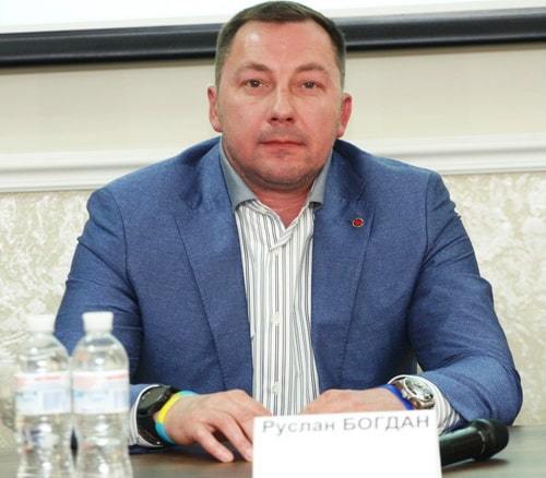 Руслан Богдан табачный капитан команды Зеленского