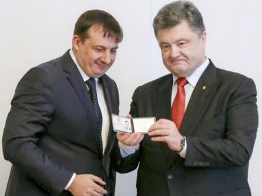 Кулич, Порошенко, Черниговская ОГА