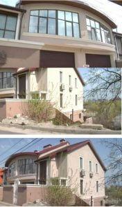 дом Сергея Левцова