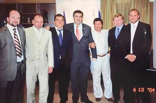 Саакашвили Винграновский