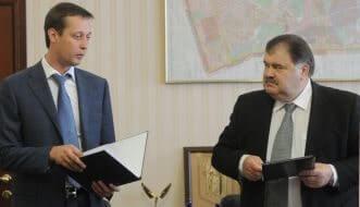 Сергей Левцов, Андрей Малеваный