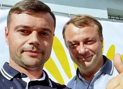 Алексей Требушкин, Руслан Требушкин