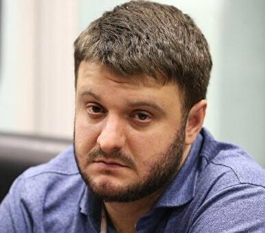 Александр Аваков, сын министра МВД