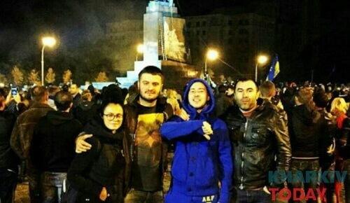 Александр Аваков и Артур Товмасян