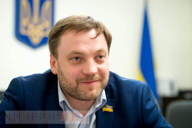 Депутаты проголосовали за назначение Монастырского главой МВД
